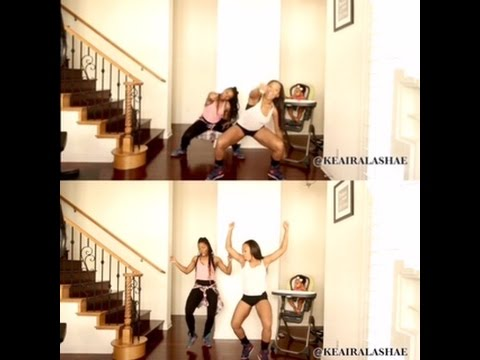 Watch Me (Whip/Nae Nae)  (DANCE workout with @KeairaLaShae) #WatchMeDanceOn Silento