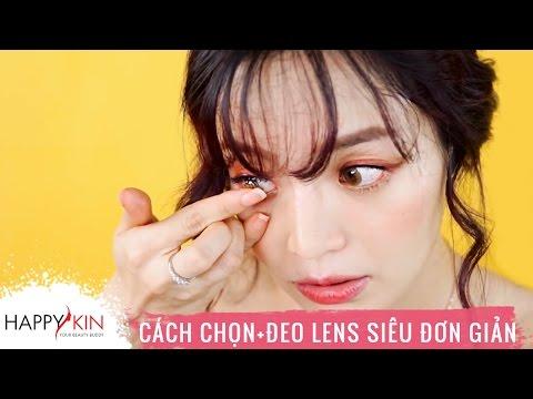 HI BEAUTIES #9 - Cách Chọn Và Đeo Lens Siêu Đơn Giản