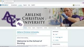 How to Add Degrees to the Nurses Lounge Degree Directory