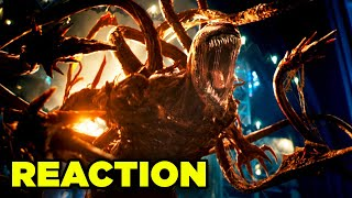 VENOM 2 LET THERE BE CARNAGE TRAILER REACTION! First Thoughts & Plot Explained!