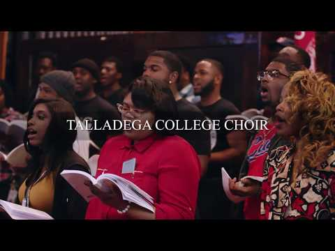 Talladega College Campus Video
