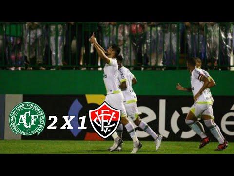 Chapecoense 2 X 1 Vitória ( HD ) Melhores Momentos E Gols ( Brasileirão ) 16/11/2017