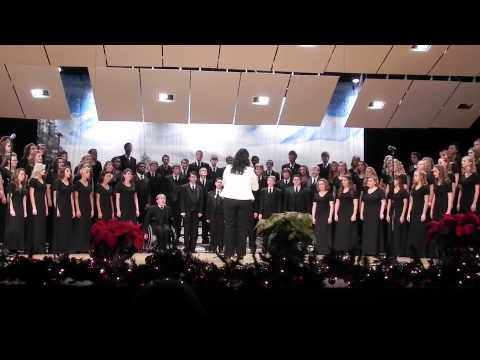 Evansville North High School concert choir O Holy Night