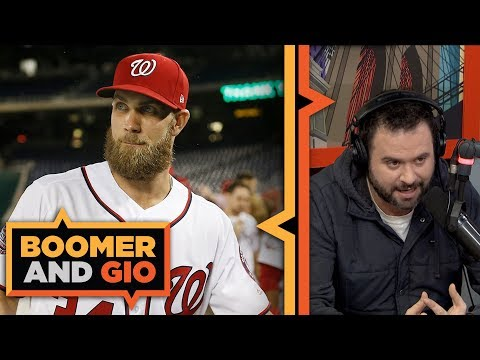 Bryce Harper and Manny Machado NEED to Sign Soon | Boomer and Gio