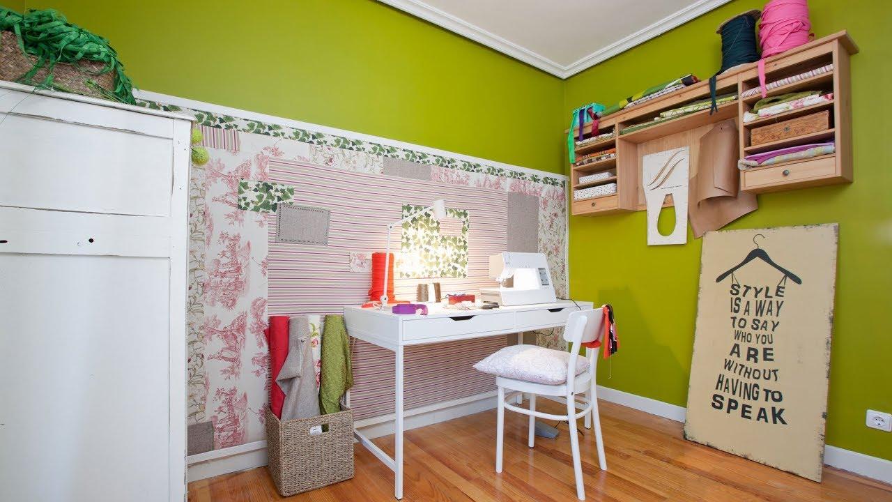 Programa completo decorar un rinc n de costura en casa for Programa para disenar cuartos