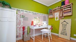 Programa completo - Decorar un rincón de costura en casa - Decogarden