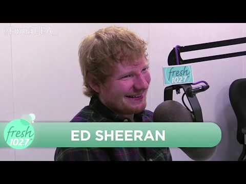 Ed Sheeran Funny Moments Compilation