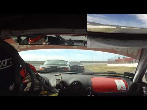 SCCA Majors - Auto Club Speedway - Spec Miata - Jan 19, 2014