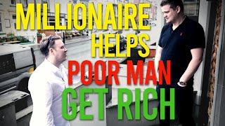 Millionaire Helps Poor Man Get Rich in 7 Days Through Property | Financial Freedom Challenge