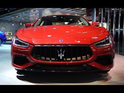 Maserati at Frankfurt Motor Show 2017