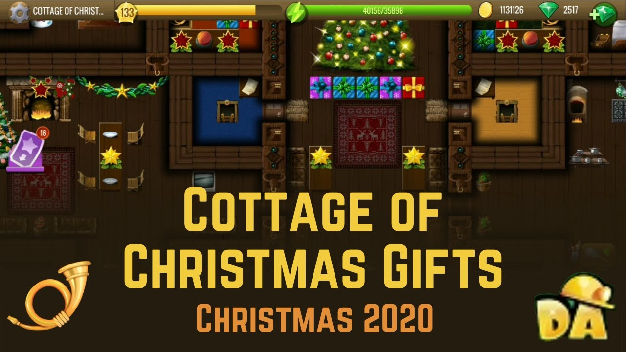 How To Get Achievement In Christmas 2021 In Diggys Adventure Cottage Of Christmas Gifts 9 Christmas 2020 Diggy S Adventure Youtube