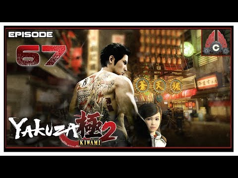 Let's Play Yakuza Kiwami 2 (Majima Story) With CohhCarnage - Episode 67