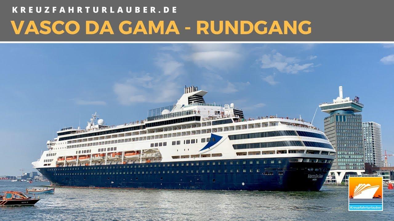 VASCO DA GAMA - Highlights im Rundgang - TransOcean - YouTube