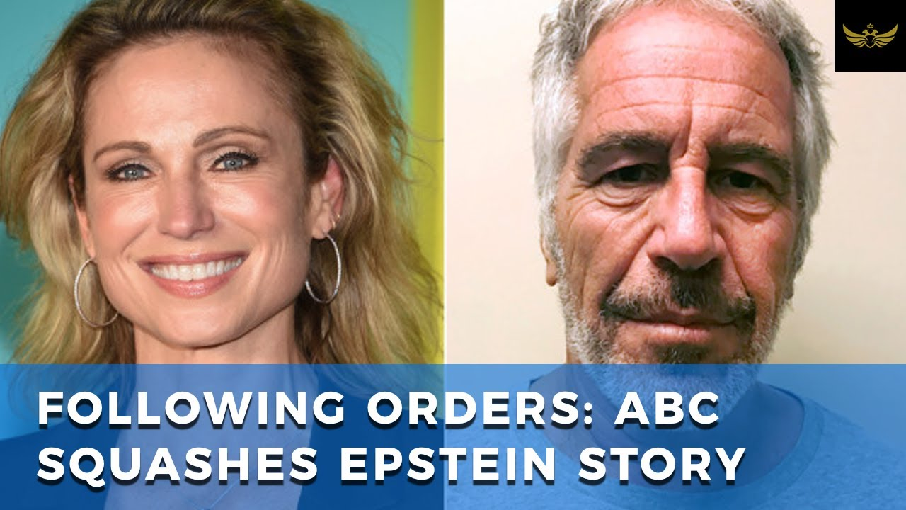 ABC News does as it is told, squashing explosive Epstein story