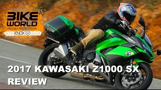 2017 KAWASAKI Z1000SX REVIEW | Reload form Bike World Show