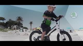 ŠKODA gyermek kerékpárok