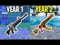 5 Things that WILL be in Fortnite in A YEAR!