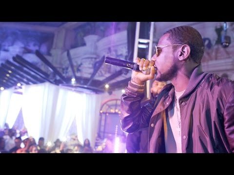 Fabolous Throw It In The Bag NBA All Star Weekend Performance
