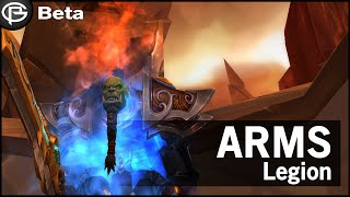 Arms Warrior Complete Preview - Legion