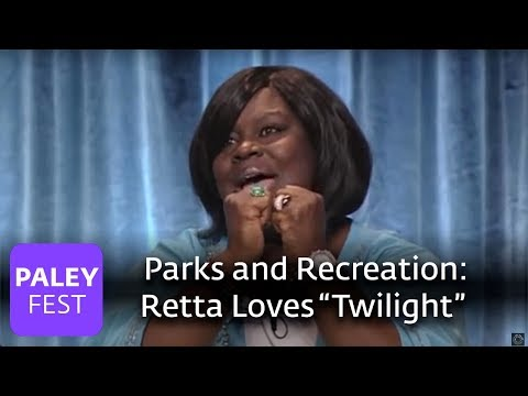 Parks and Recreation  Retta Is a Huge