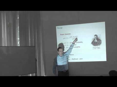 Pattern Recognition - Lecture 005 (2015-11-26)