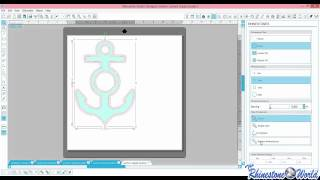 Very Basic Silhouette Designer Edition introduction with most used tools when designing (3/17/2015)