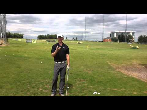 How To Build A One Plane Golf Swing - Part 3 The Downswing