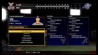 4 HOME RUNS IN A GAME! MLB The Show 17