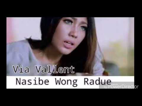 Hip hop viA Vallen |nasibe wong ora ndue HD