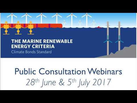 [Webinar] Marine Renewable Energy Public Consultation