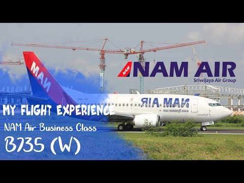 MY FLIGHT EXPERIENCE - E48 - SRIWIJAYA AIR BUSINESS CLASS / WORST GROUND SERVICE EVER !!!