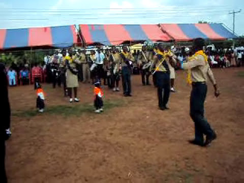 Amazing Display of Adventist Youth Society in Ghana
