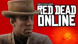 🤠 RED DEAD ONLINE - ГОРЕ КОВБОИ В ОНЛАЙНЕ (RDR ONLINE)