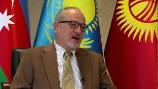 Genel Sekreter Halil Akıncı - TRT program kayıdı