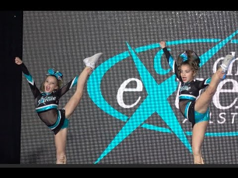 Cheer Extreme Unity from Chicago Junior 3 NCA 2017