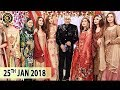 Good Morning Pakistan - Samreen & Rabia's Wedding Day - Top Pakistani Show