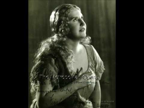Die Walküre Met 1935 Act I & Excerpts of Act II (Flagstad, Kappel, Althouse, Schorr - Bodanzky)