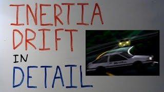 Inertia Drift in Detail, ft. Initial D