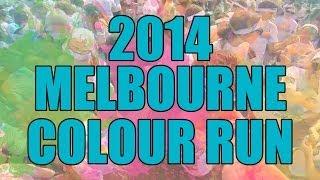 2014 MELBOURNE COLOUR RUN!!! [GoPro]