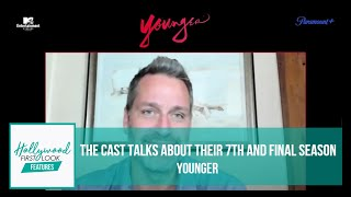 YOUNGER (2021): The cast talks about their 7th and final season