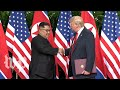 Highlights from the historic Trump-Kim summit in Singapore