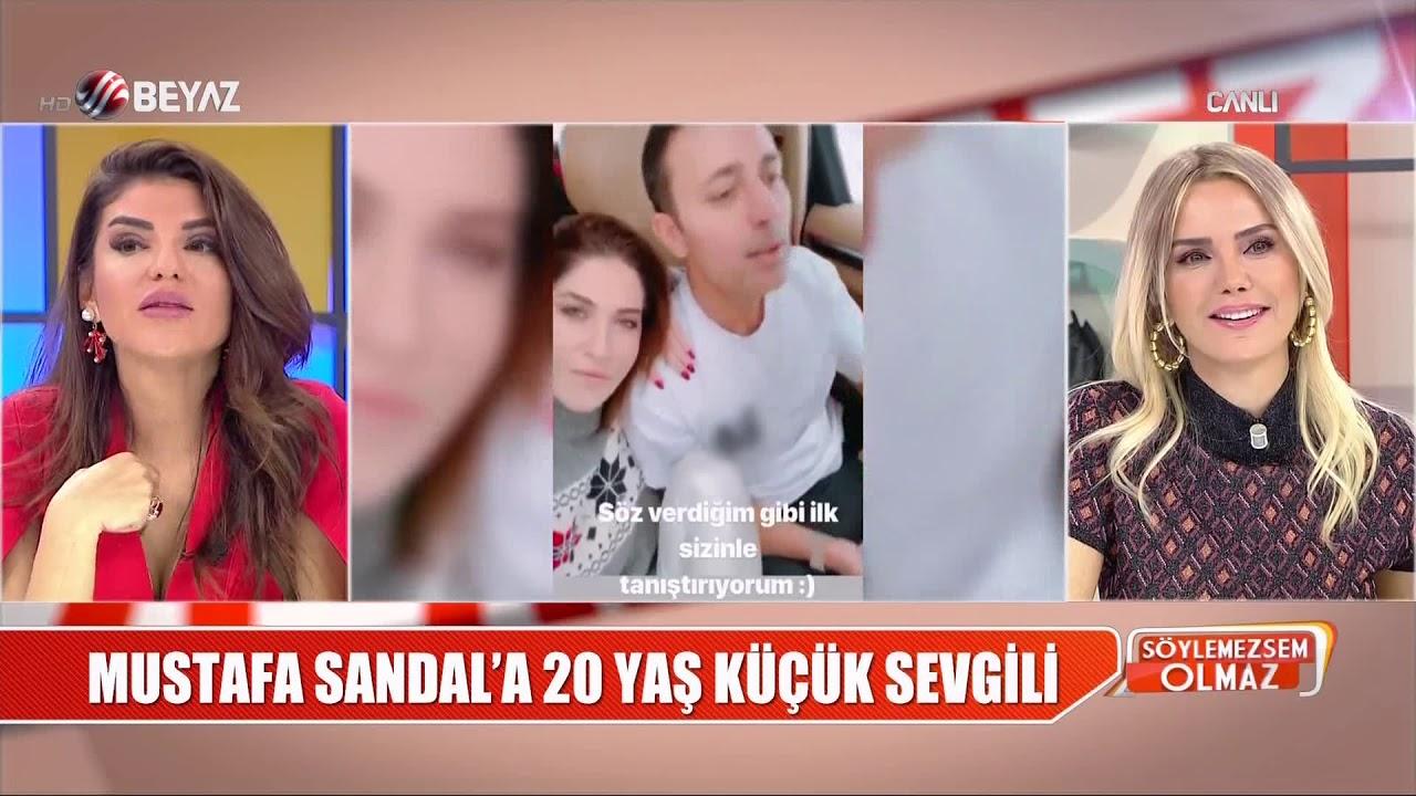 Mustafa Sandal 20 yaş küçük yeni aşkını ilan etti Bircan Bali fazla sürmez dedi