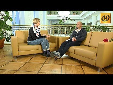 """Интервью """"Нашего утра"""" с актером и хореографом Егором Дружининым"""