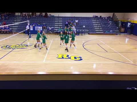 8A Lady Hawks VB vs Veribest
