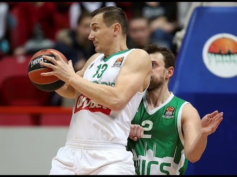 Turkish Airlines EuroLeague Round 26 MVP: Paulius Jankunas, Zalgiris Kaunas