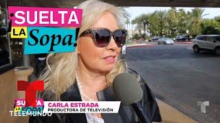 ¡Carla Estrada le respondió a Niurka Marcos! | Suelta La Sopa | Entretenimiento