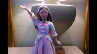 my doll of erika(from barbie as the princess and the pauper)
