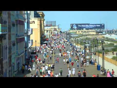 Best Time To Visit or Travel to Atlantic City, New Jersey