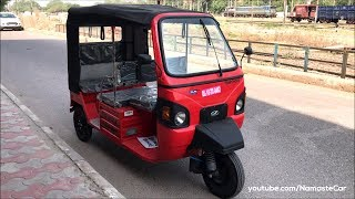 Mahindra e-Alfa Mini/Treo 2019 | Real-life review