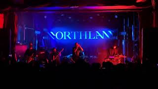 NorthlaneTalking Heads live at the Mod Club, Toronto NEON ALIEN TOUR 2019